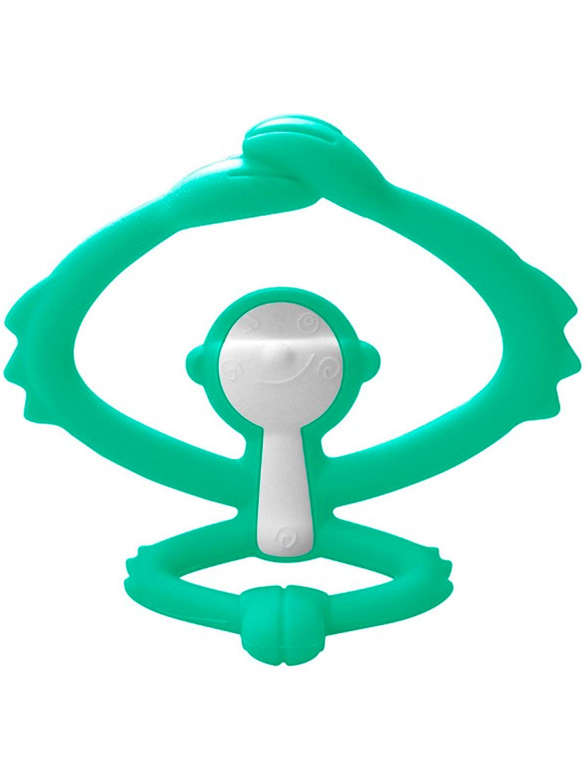 2217979, Прорезыватель для зубов Mombella, зеленый, 5644520070249  - купить со скидкой