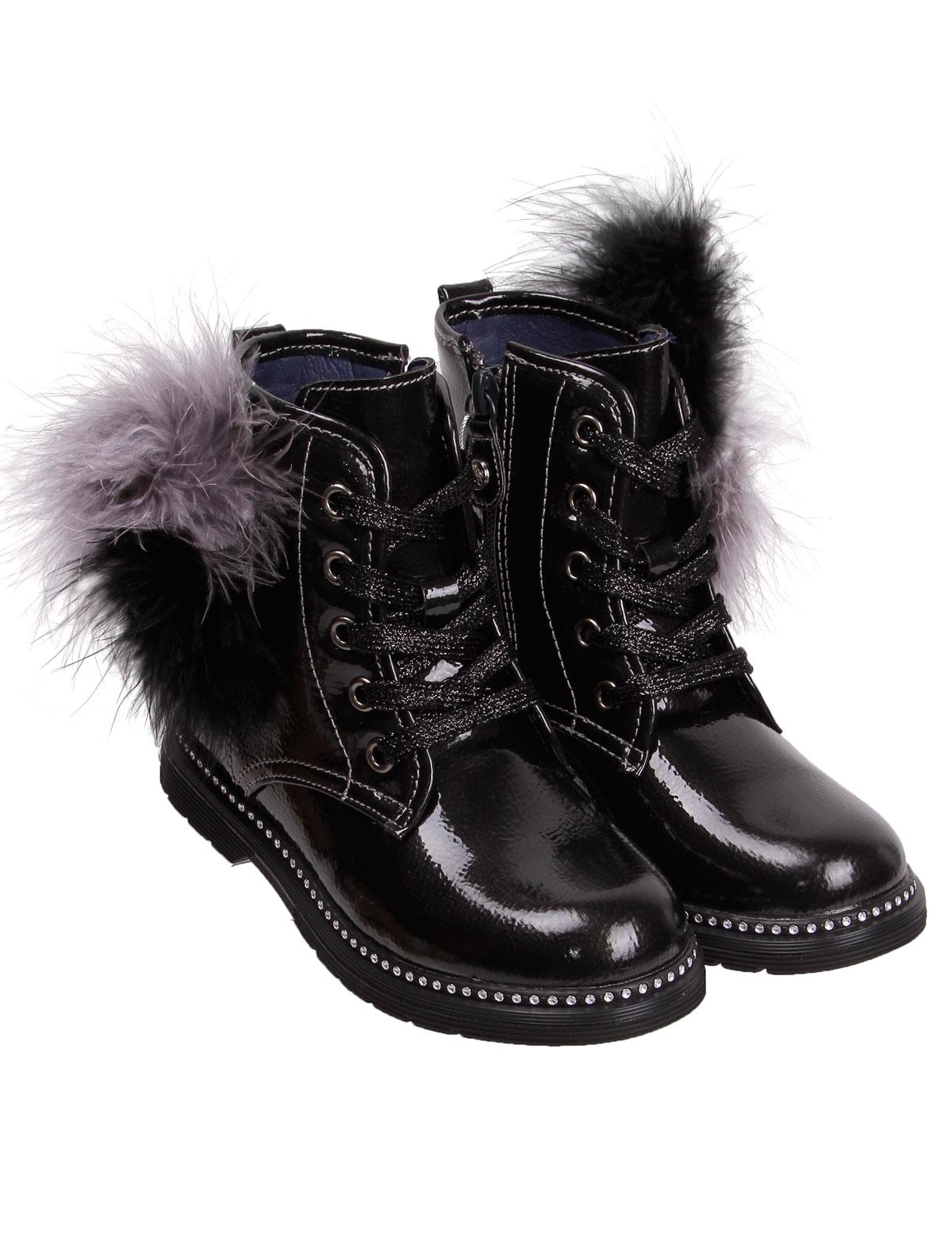 Купить 1916378, Ботинки GIOSEPPO, черный, Женский, 2031109880253
