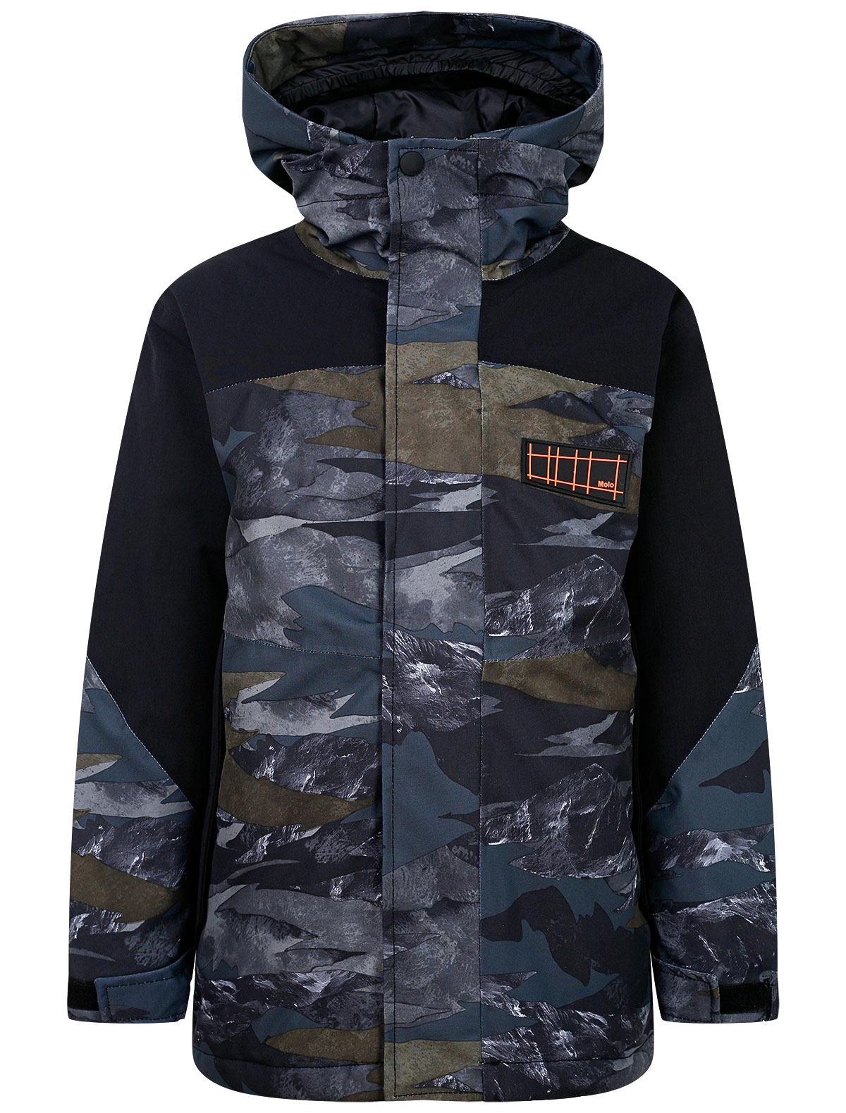 Купить 2245424, Куртка MOLO, черный, Мужской, 1074519085291