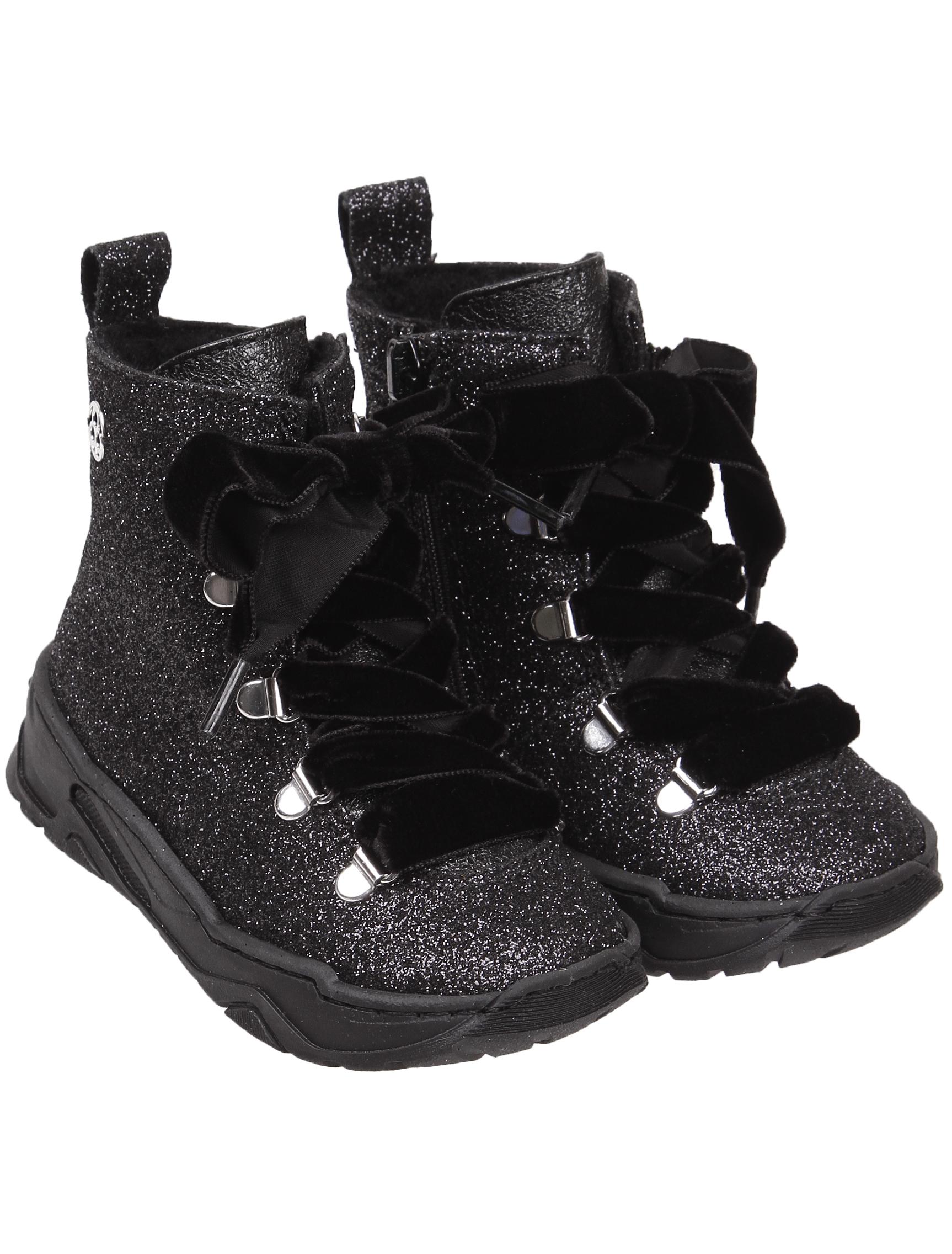 Купить 2041734, Ботинки Florens, черный, Женский, 2031109980052
