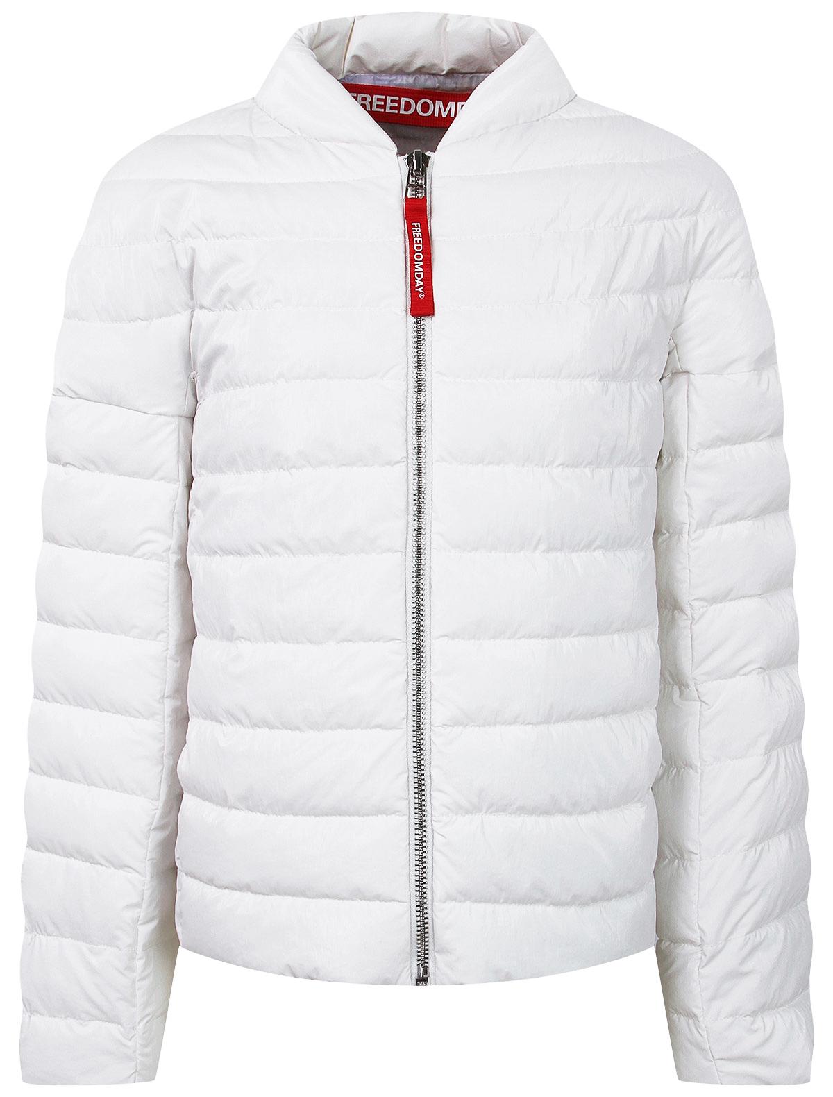 2295579, Куртка FREEDOMDAY, белый, Женский, 1074509171768  - купить со скидкой
