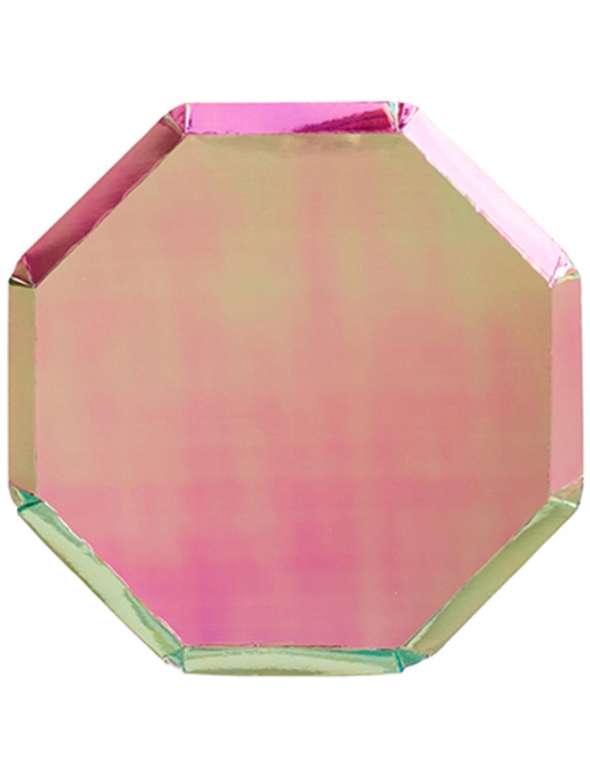 Набор посуды Meri Meri 2259926 розового цвета