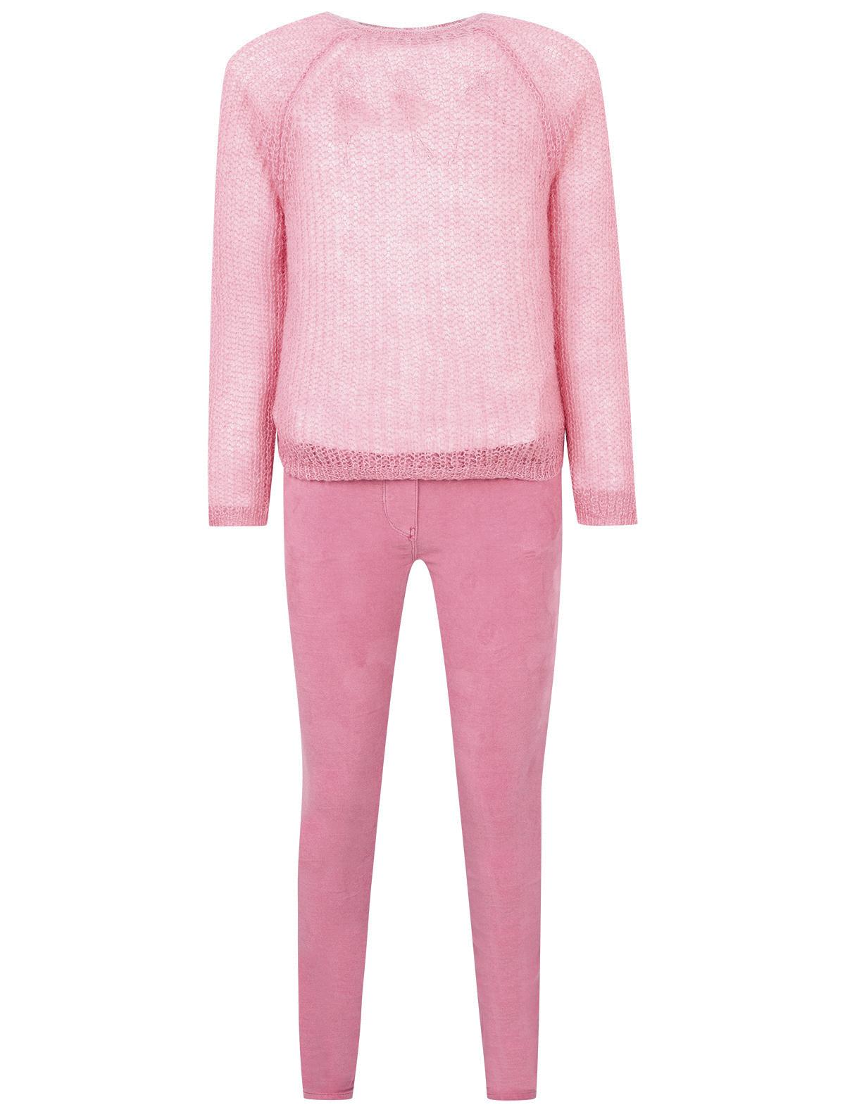 Купить 2034208, Комплект из 3 шт. Il Gufo, розовый, Женский, 3032609980756