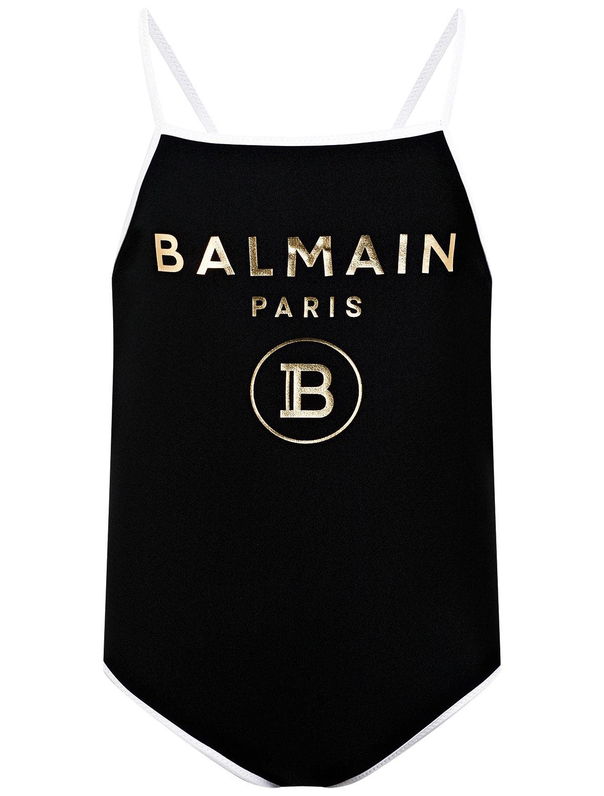 Купальник Balmain черного цвета