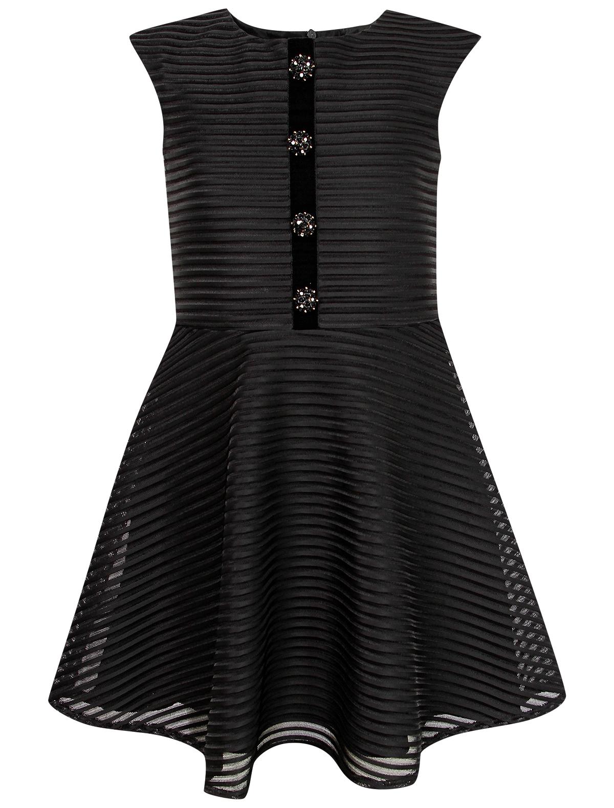Купить 2125828, Платье David Charles, черный, Женский, 1051109980587