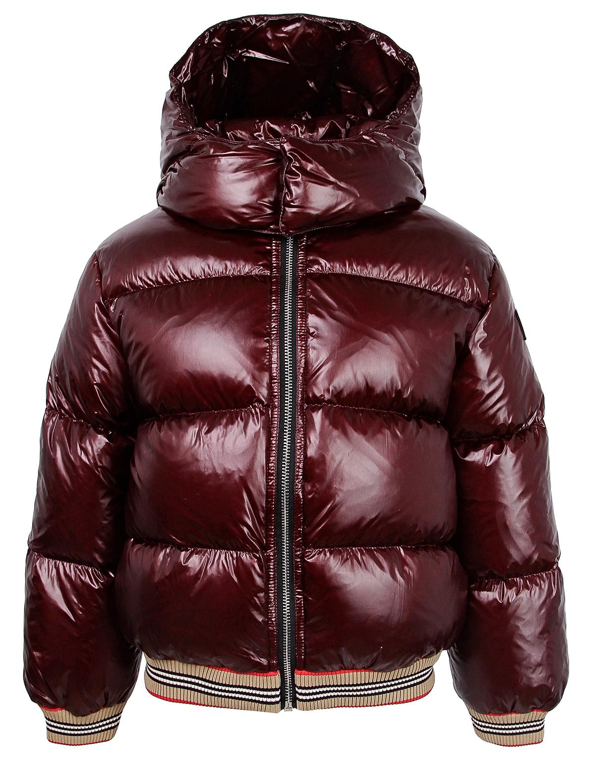 2140010, Куртка Burberry, разноцветный, Женский, 1070909980078  - купить со скидкой