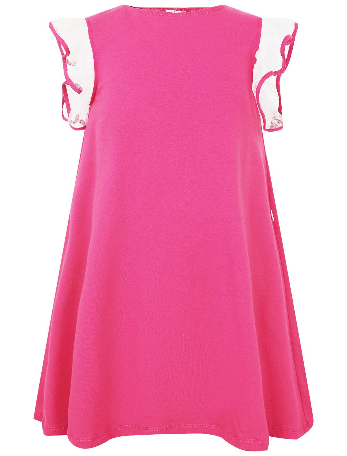 Купить 2170802, Платье Il Gufo, розовый, Женский, 1054509073392