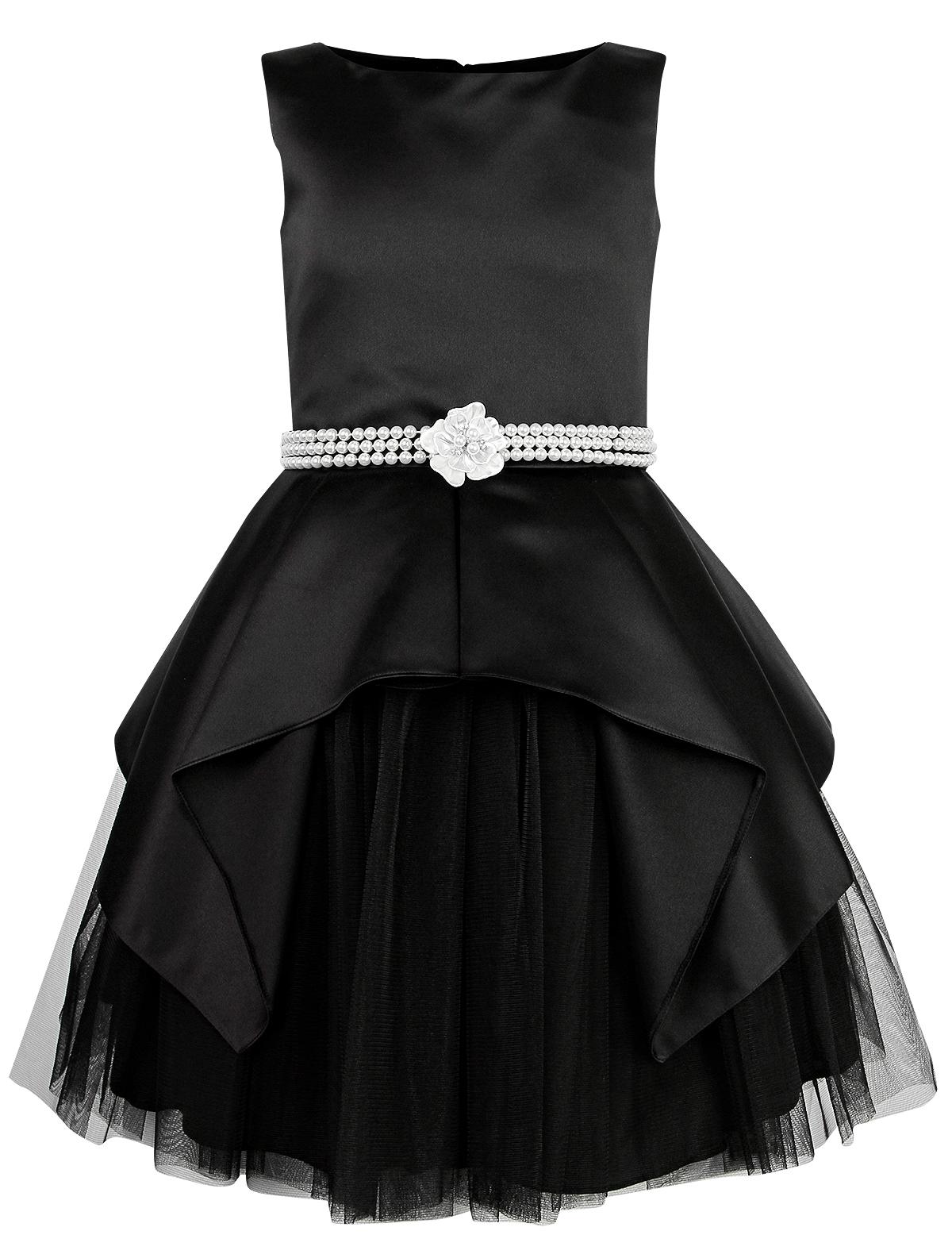 Купить 1867605, Платье David Charles, черный, Женский, 1051109880443