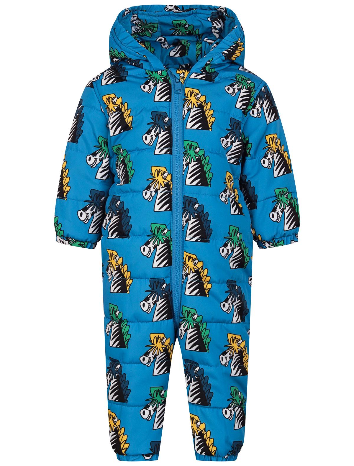 Купить 2238468, Комбинезон утепленный Stella McCartney, синий, Мужской, 1594519080244