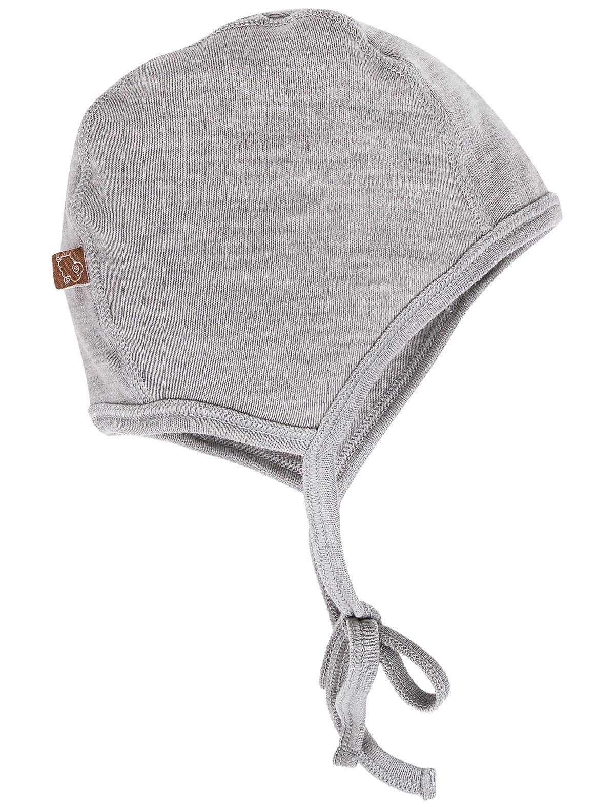 Купить 2249760, Шапка Air wool, серый, 1354529081057
