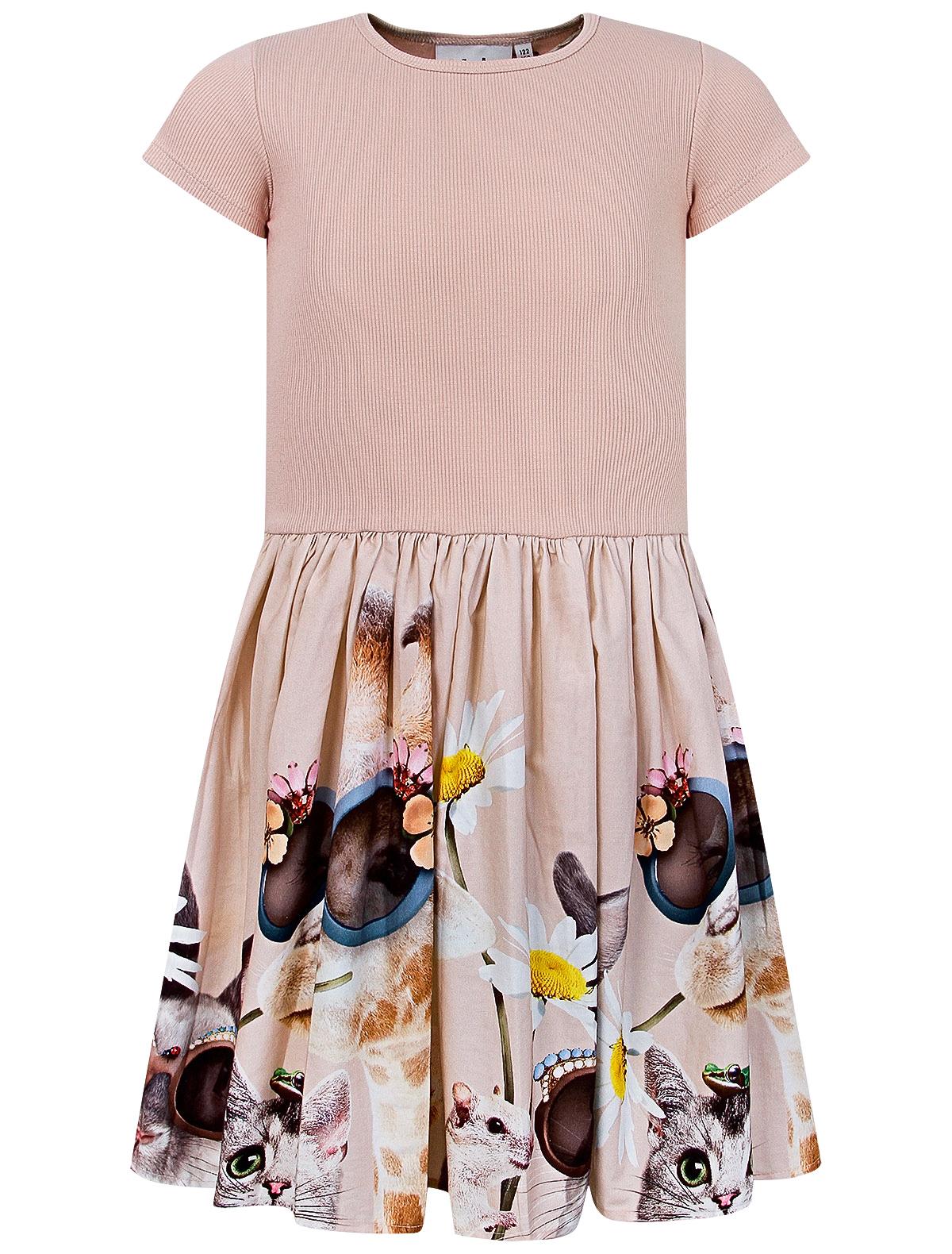 Купить 2293545, Платье MOLO, розовый, Женский, 1054609170809
