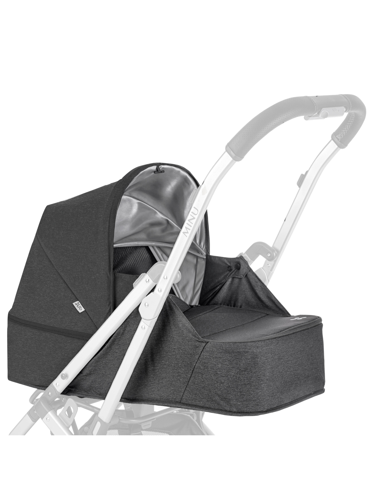 Аксессуар для коляски UPPAbaby 2152446 серого цвета