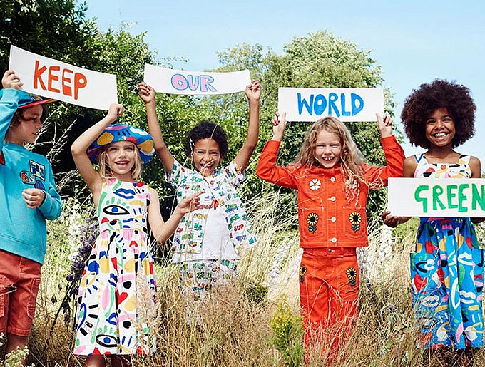 STELLA MCCARTNEY - Green world