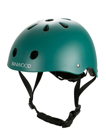 Шлем BANWOOD DARK GREEN Banwood - 5422220970010 – интернет-магазин Даниэль